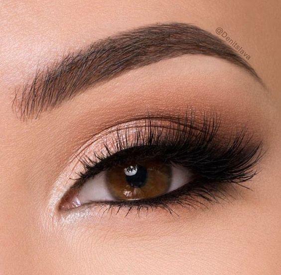 Ultra Elisabeth Beauté | Maquillage des yeux bruns : ambre, noisette ou RA-51