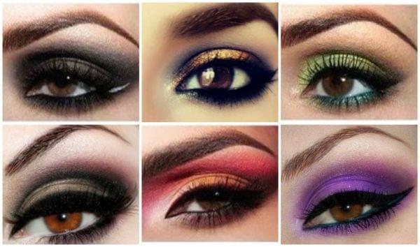 Audacieuse Elisabeth Beauté | Maquillage des yeux bruns : ambre, noisette ou VG-74